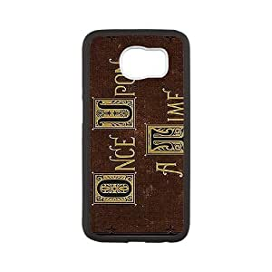 samsung galaxy s6 case (TPU), once upon a time livro Cell phone case Black for samsung galaxy s6 - FGHJ8961175