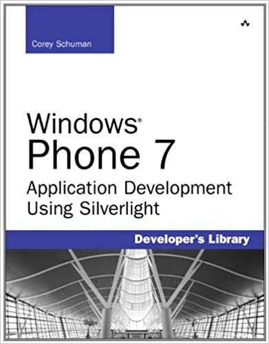 Amazon com: Windows Phone 7 Application Development
