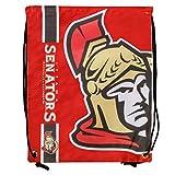 Ottawa Senators Big Logo Drawstring Bag