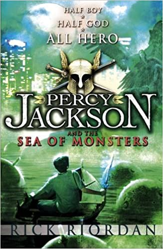 Percy Jackson and the Sea of Monsters: Amazon.co.uk: Rick Riordan ...