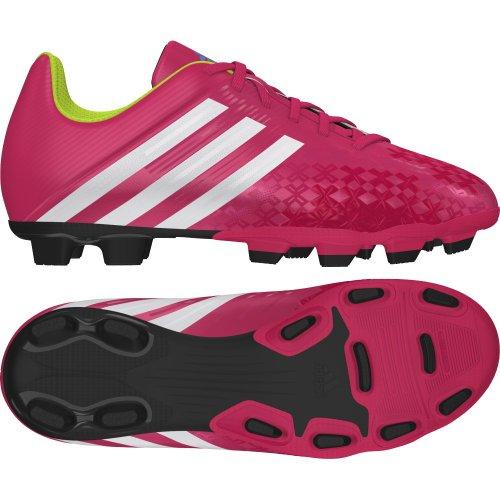 X FG Junior Soccer Cleats Shoes - Vivid Berry (Little Kid/Big Kid) - 3 (Iii Trx Fg Soccer Cleat)
