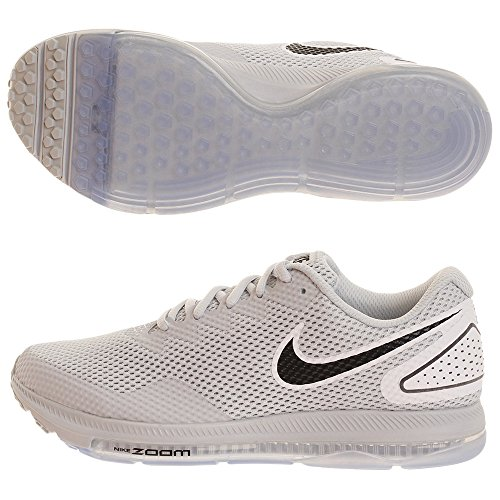 out Nike Pure Scarpe Multicolore 2 all Low Zoom Platinum Uomo White 010 Running Black wRqER4