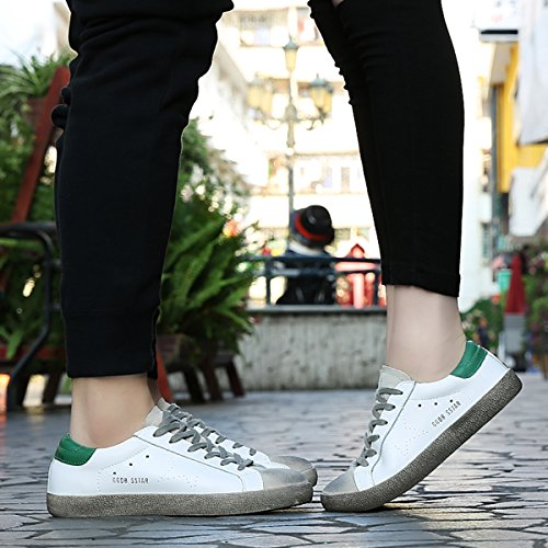 Miyoopark - zapatilla baja mujer blanco