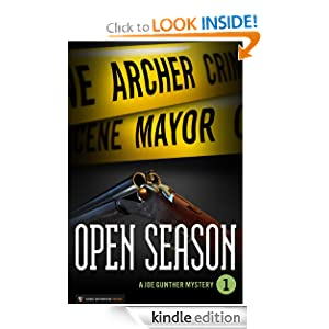 Open Season (Joe Gunther mysteries) Archer Mayor