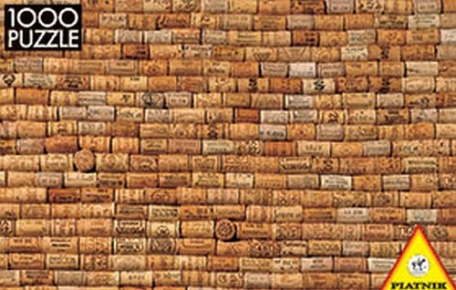 Piatnik Wine Corks1000 Piece Jigsaw Puzzle