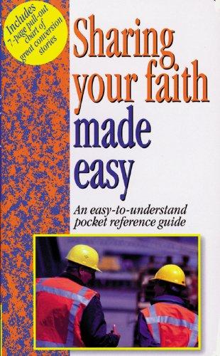 Sharing Your Faith Made Easy -