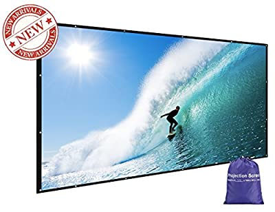 Projector Screen 120-inch