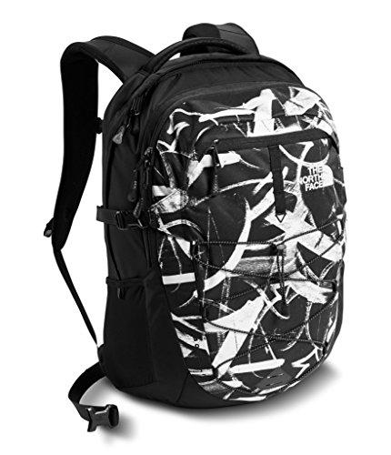 The North Face Borealis Backpack - TNF Black Graffiti Print - OS (Past Season)