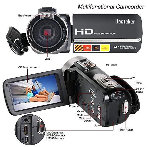 Buy budget camcorder 2018