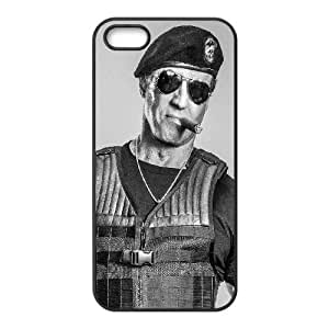 Expendables 3 iPhone 5 5s Cell Phone Case Black M3814401