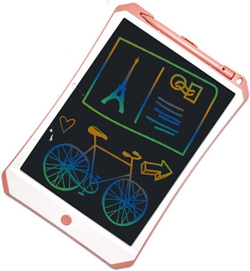 JUZXAAP Writing Board 11 Inch LCD Tablet Electronic Notebook Non-Radiation Drawing Board Lock Graffiti Pad Childrens Gift Portable