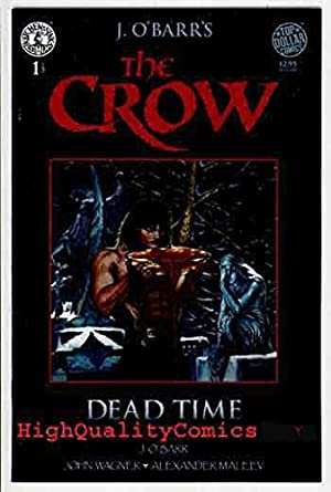 Amazon.com: CROW ; DEAD TIME 1, VF, James O\'Barr, Kitchen Sink Press ...
