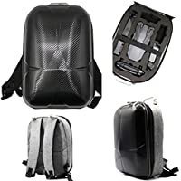Backpack Case For DJI Mavic Pro, Rucan Hard Shell Carrying Backpack bag Case Waterproof Anti-Shock
