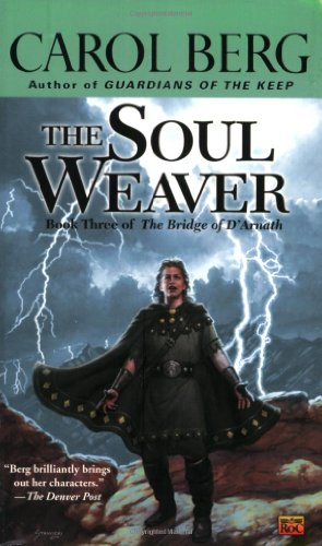 book cover of The Soul Weaver