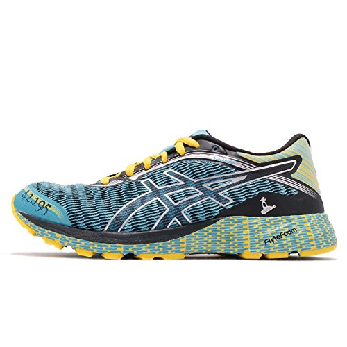 ASICS Women's Dynaflyte, Aquarium/Black/Vibrant Yellow Aquarium/Black/Vibrant Yellow