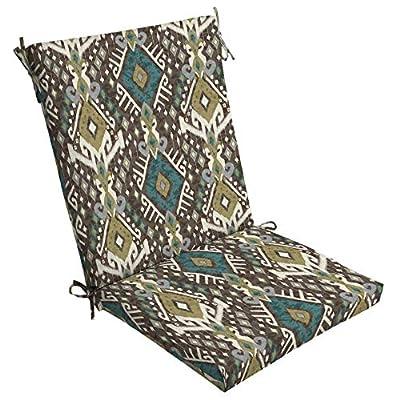 Overstock Arden Selections Tenganan Outdoor Chair Cushion : Garden & Outdoor
