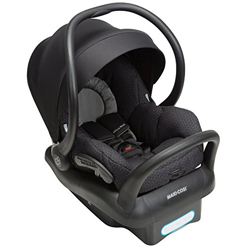 Maxi Cosi Car Seat Adapters (Maxi-Cosi Mico Max 30 Infant Car Seat, Black Crystal)