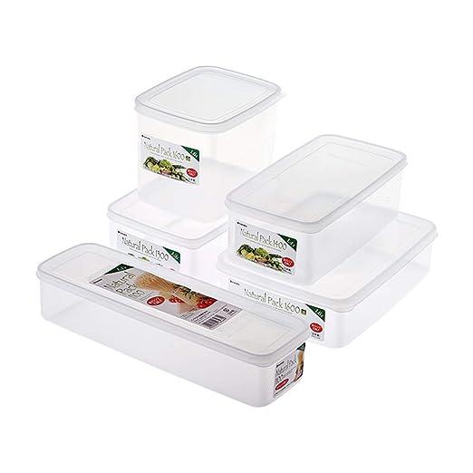 Juegos de Recipientes Caja de Almacenamiento de Alimentos Bento ...