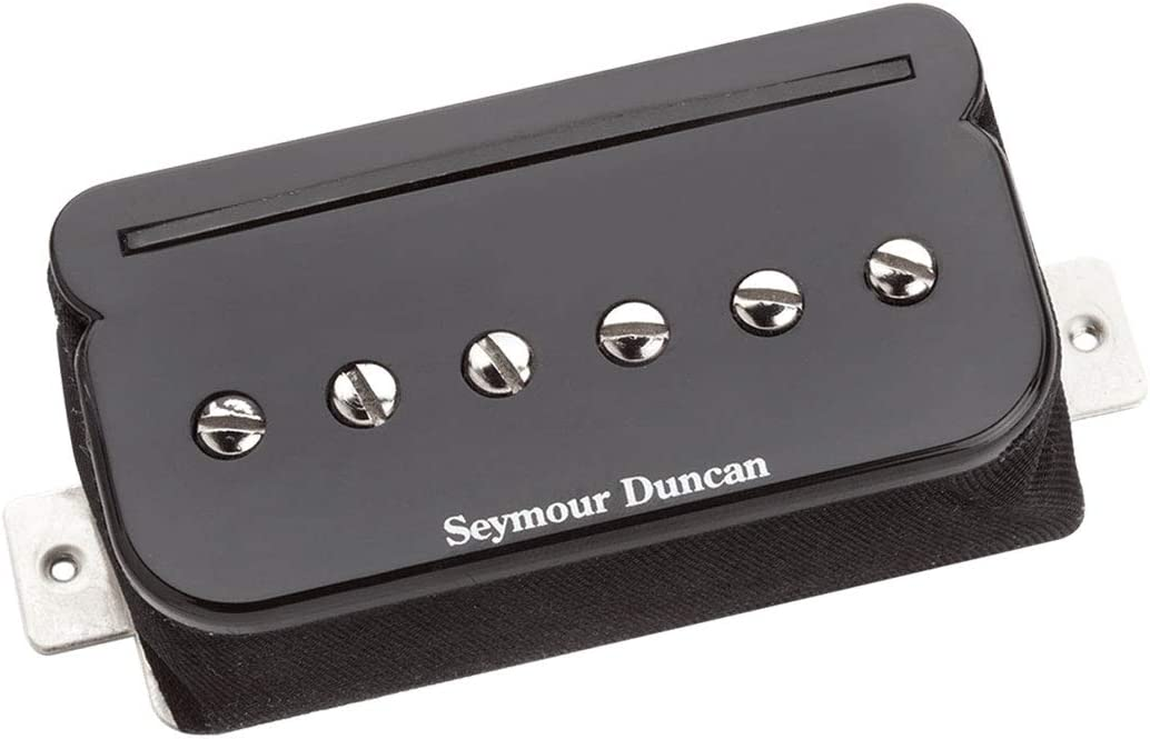 Seymour Duncan SHPR-1B P-Rails Bridge Humbucker Guitar Pickup Cream