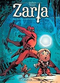 Zarla, tome 5 : Les lueurs vénéneuses par Jean-Louis Janssens