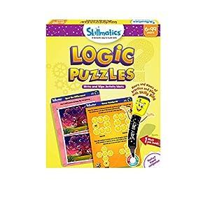Skillmatics Educational Game: Logic Puzzles...