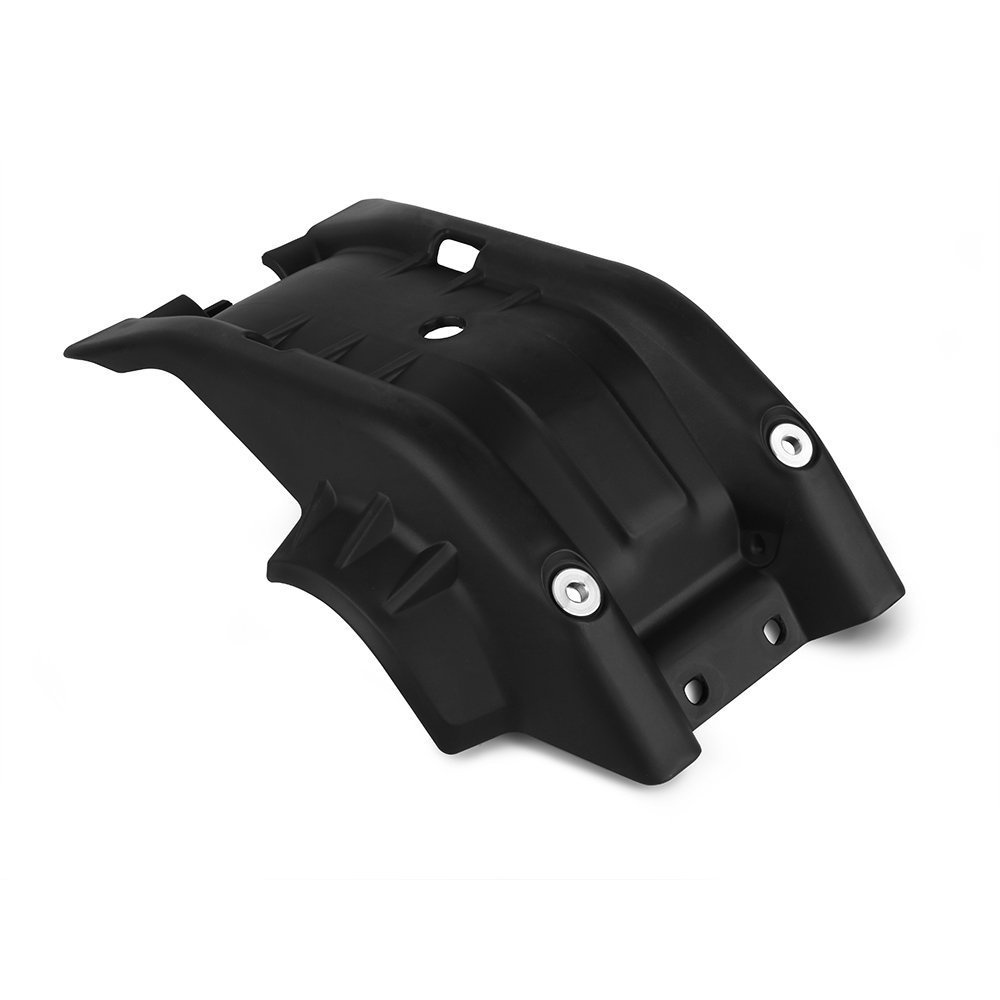 JFG RACING Motorcycle Front Skid Plate Engine Guard Cover Protector for K.T.M 250 350 EXC-F Six days 2017 2018