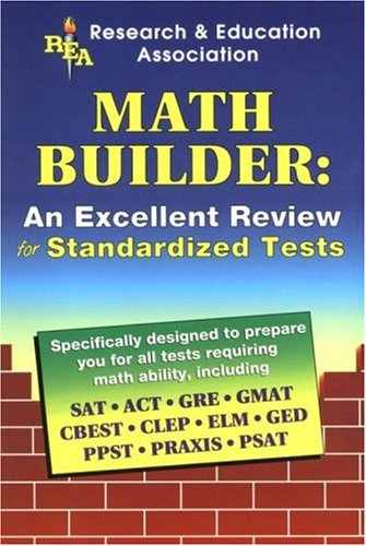 Math Builder for Admission and Standardized Tests (Test Preps)