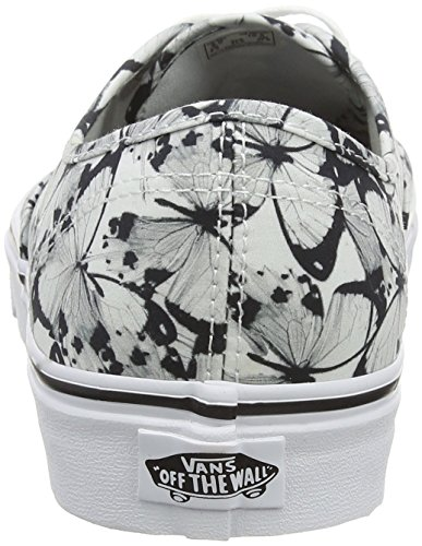 Vans Authentisch (Schmetterling) True White / Black