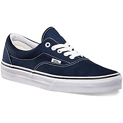 Vans Unisex Era (Cancun) Skate Shoe (8 B(M) US Women/6.5 D(M) US Men, Navy)