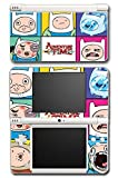 Adventure Time Jake Finn Andy Warhol Art Video Game Vinyl Decal Skin Sticker Cover for Nintendo DSi XL System