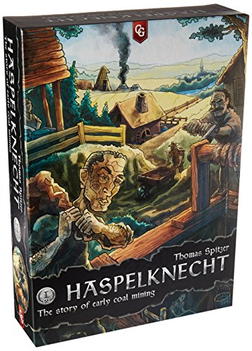 Haspelknecht The Story of Early Coal Mining Board Games -