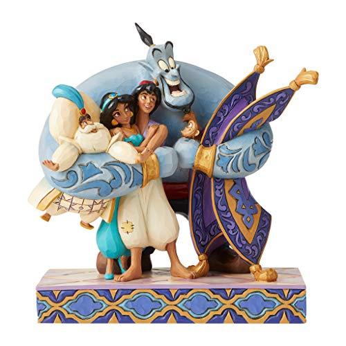 Disney Traditions Group Hug Figura De Aladdin