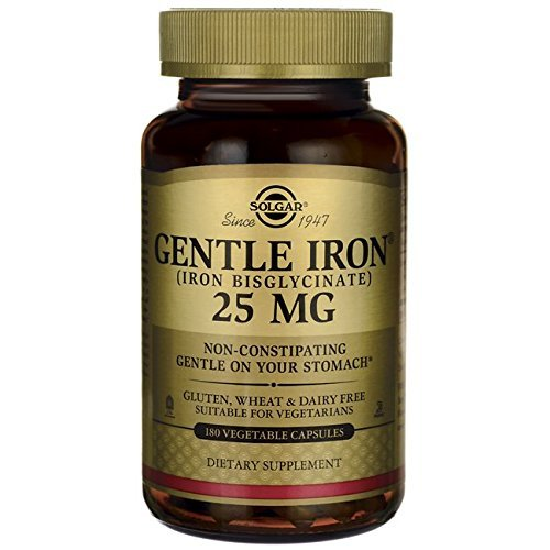 033984012493 - Gentle Iron Vegetable Capsules** carousel main 0