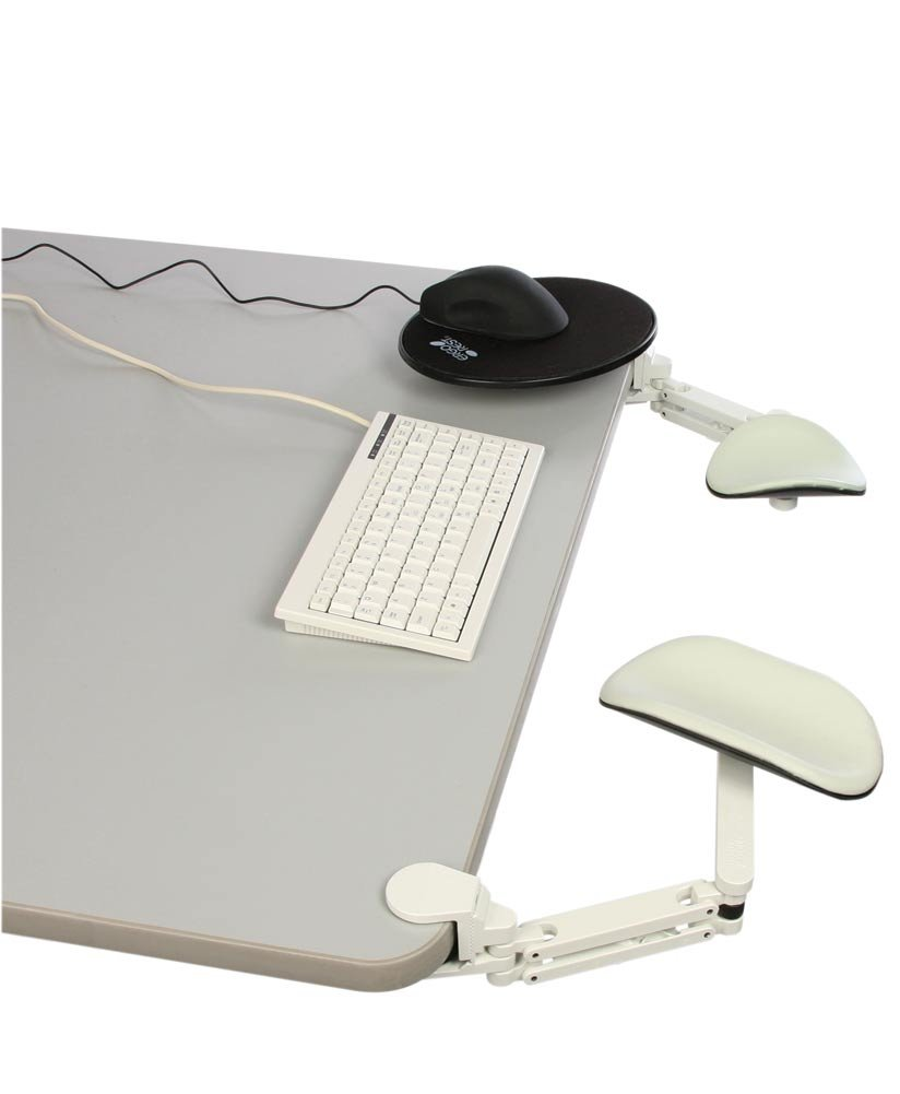 ErgoRest Articulating Arm Support and Mouse Pad 330-016 by ErgoRest