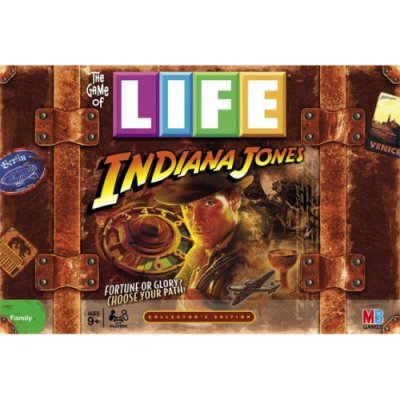 Game Of Life Indiana Jones Version