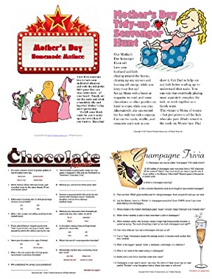 Printable Mother's Day Games for Mac [Download]