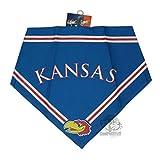 Pet Care Preferred Kansas Jayhawks Dog Bandana - Small