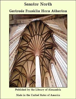 book cover of Senator North