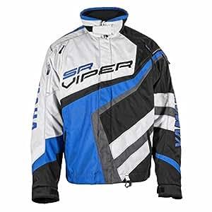 2015 Yamaha SR Viper chaqueta de nieve smb-15jvp-bl azul de ...