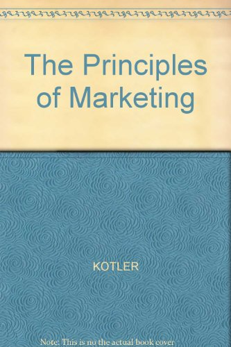 The Principles of Marketing