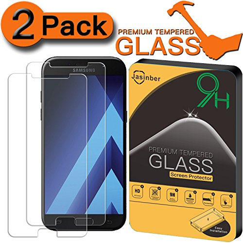 Tempered Glass Screen Protector for Samsung Galaxy A3 - 5