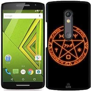 Funda para Motorola Moto X Play - Círculo Mágico by hera56