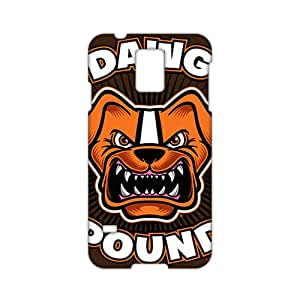 cleveland browns logo 3D Phone Case for Samsung S5