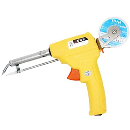 60W Electric Soldering Temperature Gun w//Wire Arrived Nl Manual Welding Tool