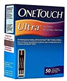 OneTouch Ultra Test Strips - 50 Counts