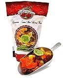 Tropical Dried Fruit Salad 1.5 Lb