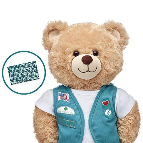 Build-a-Bear Workshop Girl Scout Junior Uniform Vest