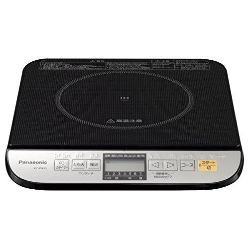 パナソニック(家電) IH調理器 (ブラック) KZ-PH33-K 家電 その他の家電 14067381 [並行輸入品] B07L7PRDXR