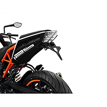 KTM Duke 125/390 2017 License Plate Holder License Plate Holder Ibex ...