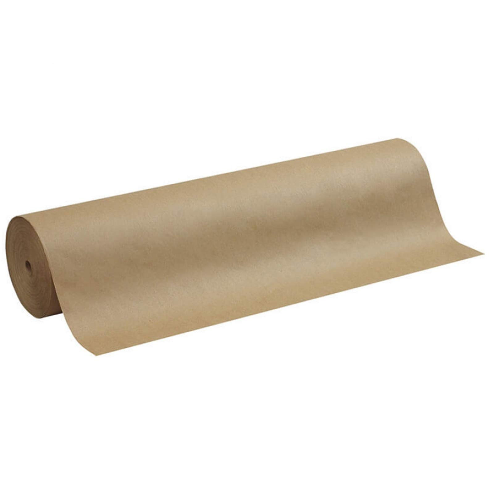 Pacon PAC5736 Lightweight Kraft Roll, Natural, 36'' x 1000', 1 Roll by PACON